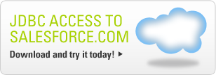 Progress DataDirect JDBC ACCESS TO SALESFORCE.COM